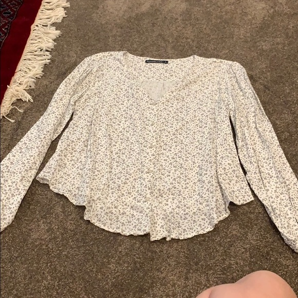 Abercrombie & Fitch Tops - Long sleeve blouse